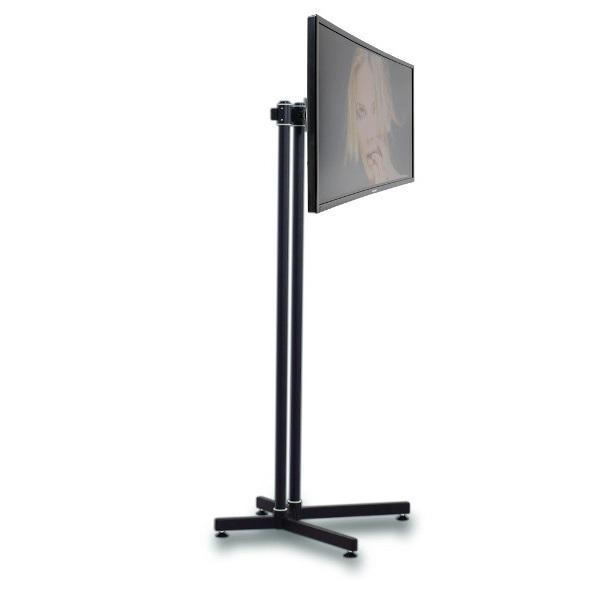 70d6d18c9 EDBAK SV52- Statický stojan na obrazovky s úhlopříčkou až 42 palců. Celková  výška stojanu